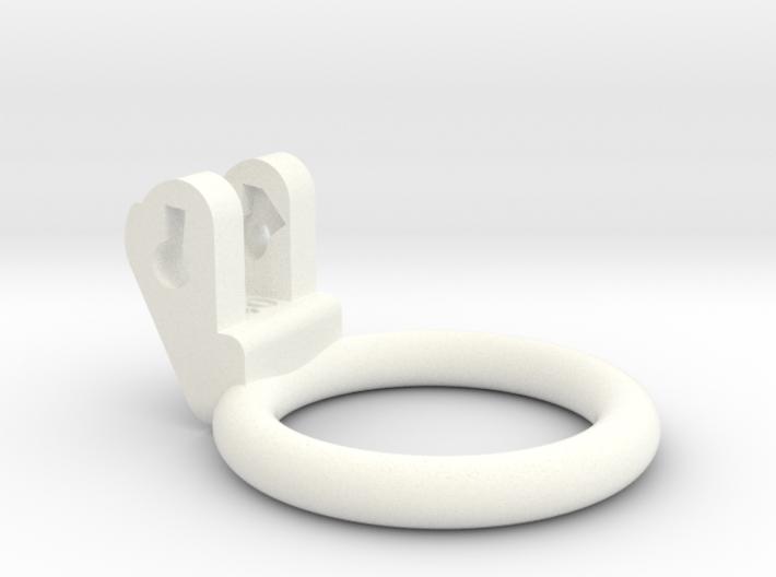 New Fun Cage - Ring - 40mm - Circular 3d printed