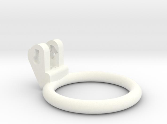 New Fun Cage - Ring - 50mm - Circular 3d printed