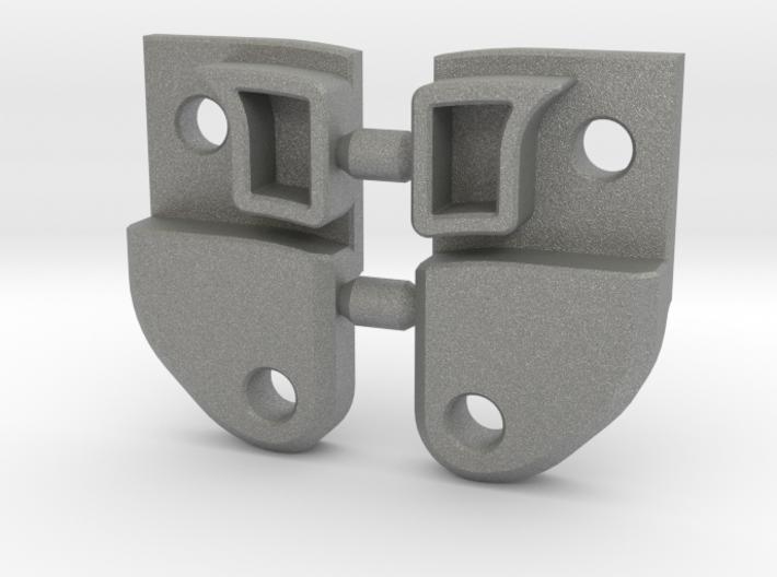 SCX10 Rear Upper Link Riser (RULR) 3d printed