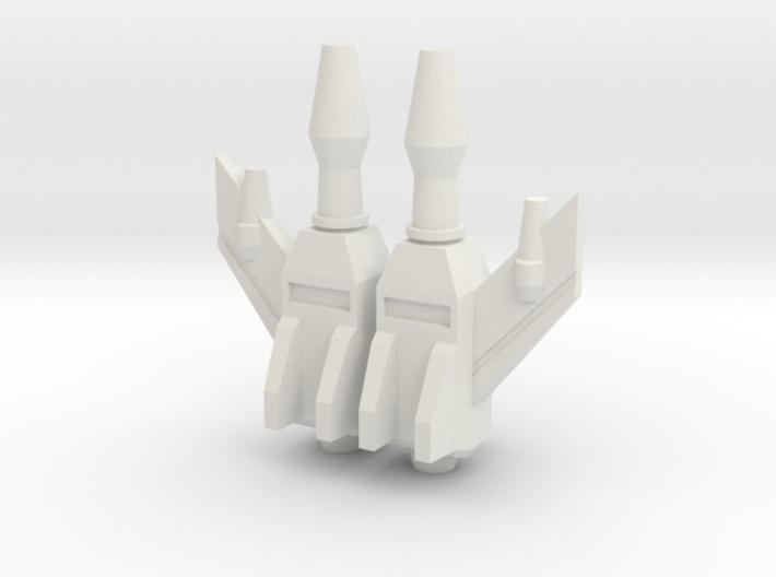 LittleBigMan - Guns 3d printed