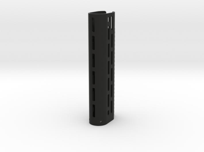 CA Stoner 96 LMG M-Lok foregrip (FSB cutout) 3d printed