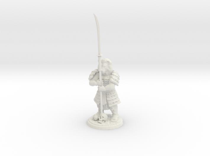 DIY Shogun Lion 3d printed