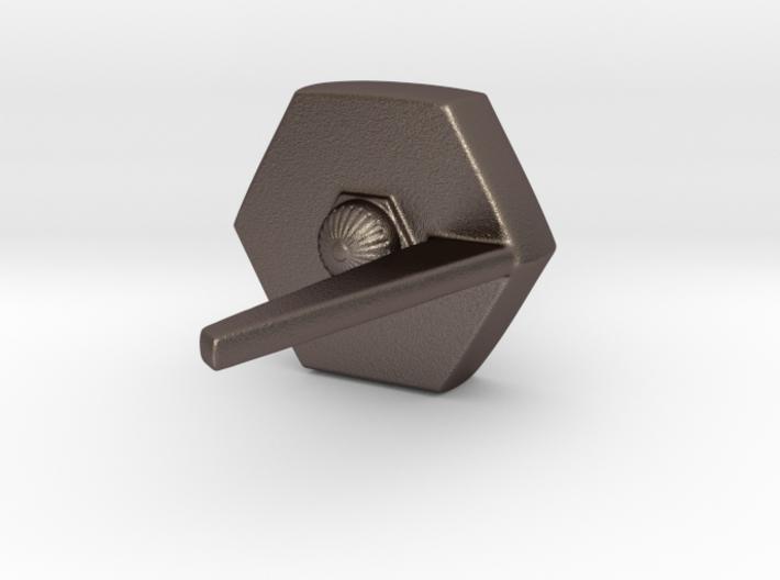 Inner Light Replica Pendant 3d printed