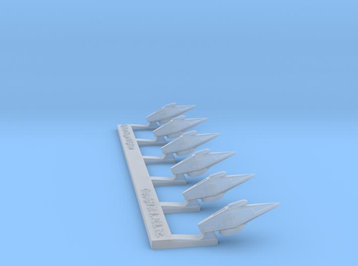Omni Scale Hydran Stinger-H Fighters CVN 3d printed