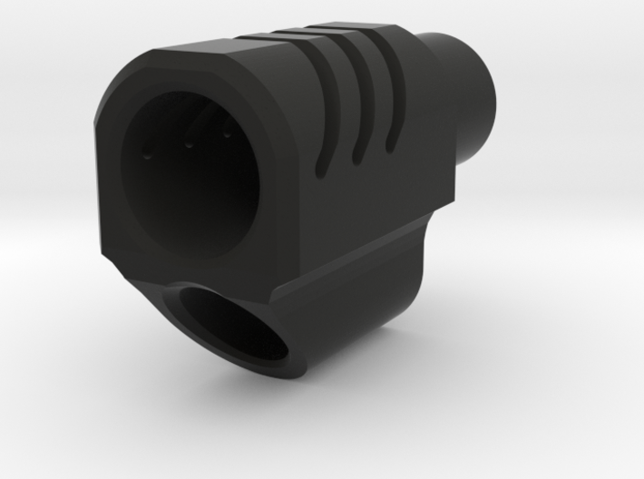 M1911 Airsoft Flashhider 3d printed