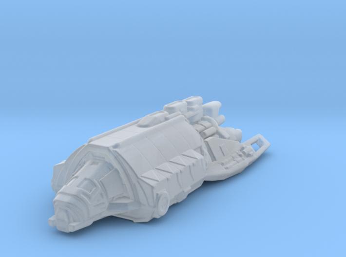 Klingon Transport 1/1400 Attack Wing 3d printed