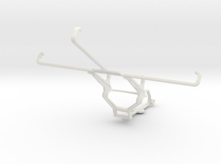 Controller mount for Steam & Asus Memo Pad 7 ME176 3d printed