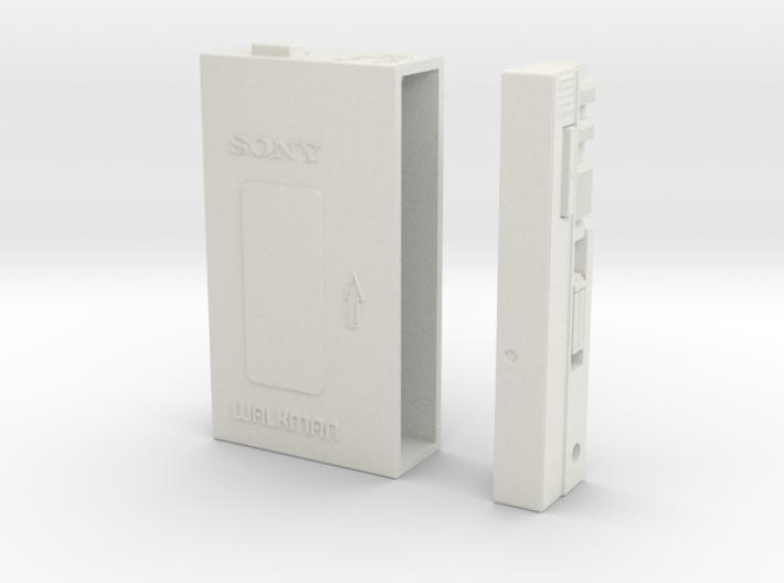 Walkman-4-Inch 3d printed