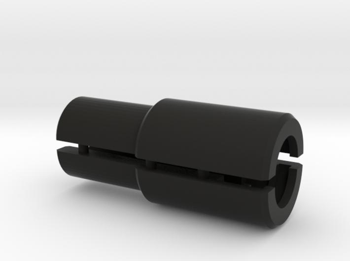 3.5mm 4-pole Male Plug Holder HS 3d printed