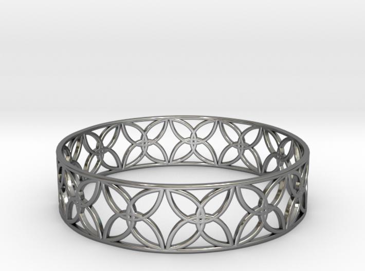 Enneper Curve Bracelet (001a) 3d printed