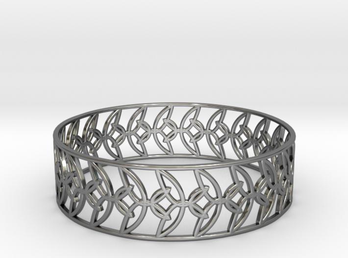 Enneper Curve Bracelet (004a) 3d printed