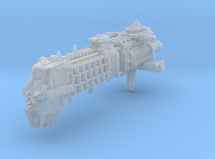 Vigilant Light Cruiser 3d printed