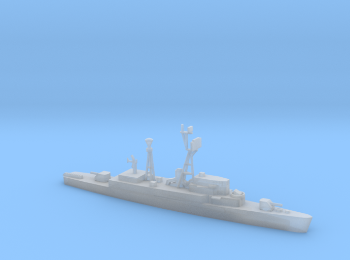 1/700 Scale USS Sellstrom DER-255 3d printed