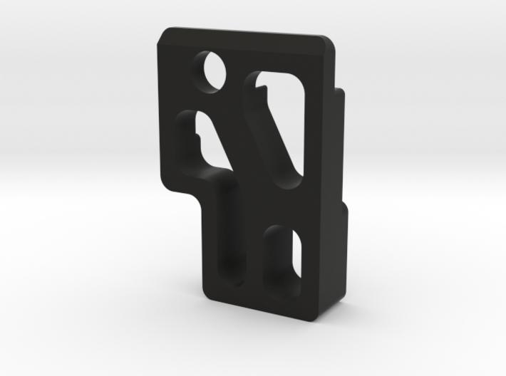 GoPro Audio Adapter USB Brace 3d printed