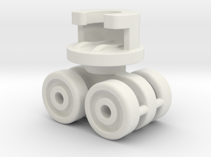 Ikea VIDGA 146961 (Metal Axle version) 3d printed