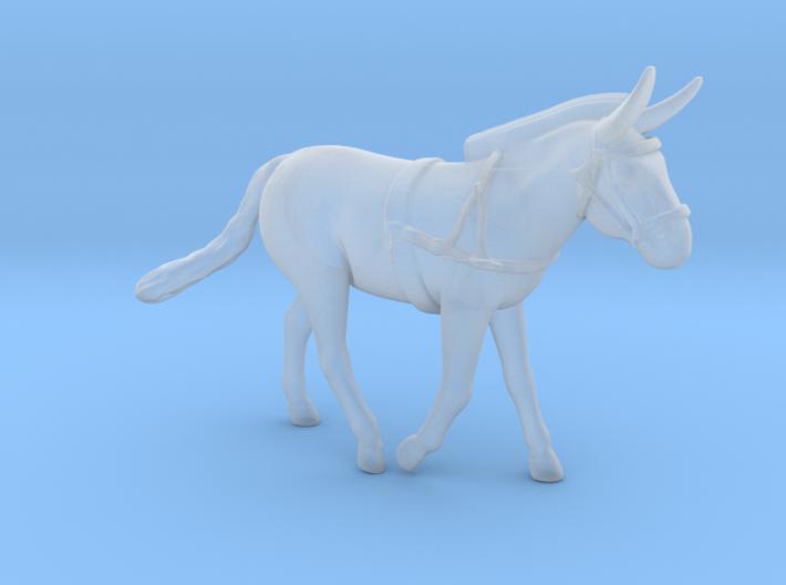 Mule w/Harness 3d printed
