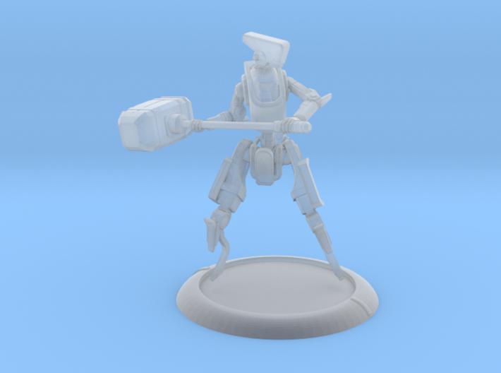 V-I-Tron : 40mm Base ; WarMachine Ready 3d printed