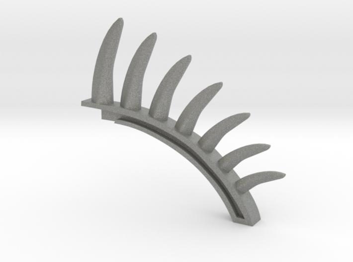 Elasticity spine 3d printed
