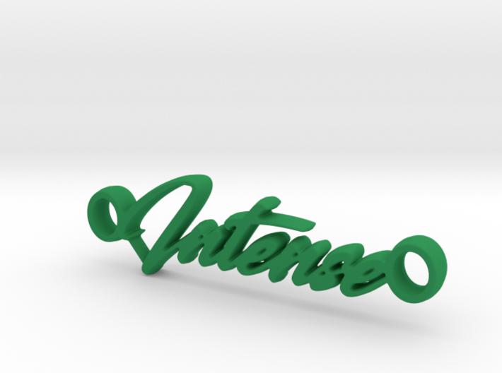 Intense Pendant - Vivid Colors 3d printed