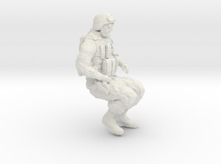 1/16 Mod-Unif Vest+Mitch 506-031 3d printed