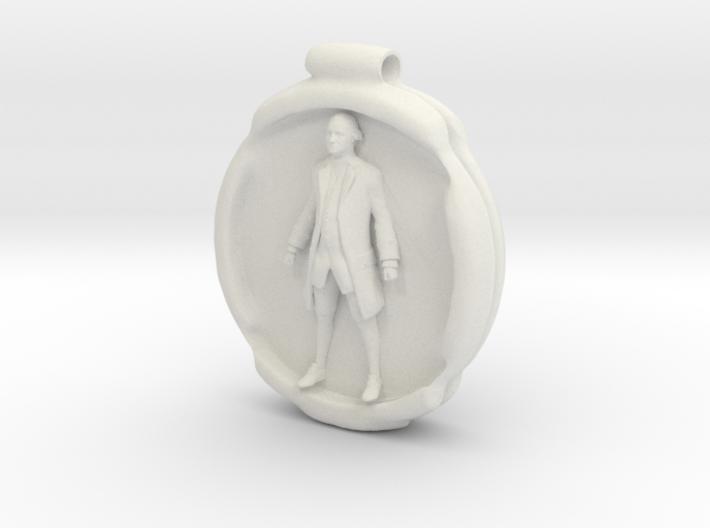 Cosmiton P George Washington - 60 mm 3d printed
