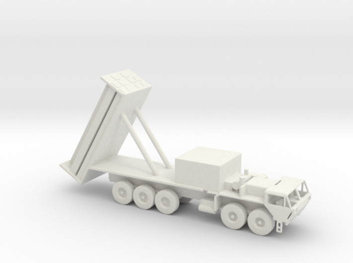 1/100 Scale HEMITT THAD Launcher Errect 3d printed