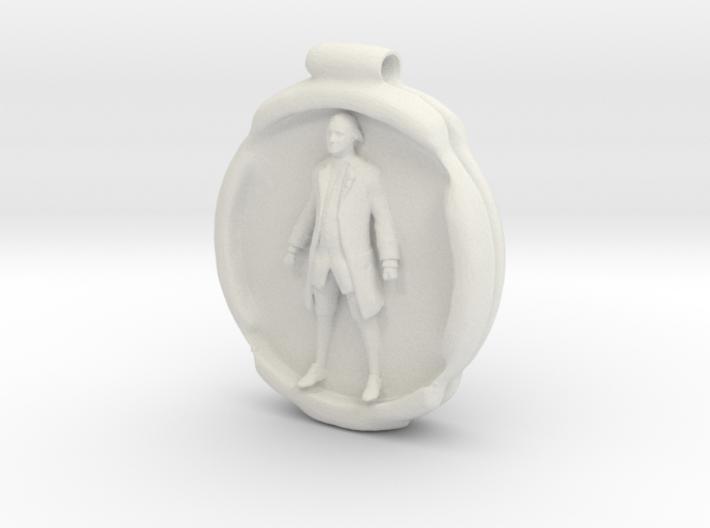 Cosmiton P George Washington - 45 mm 3d printed