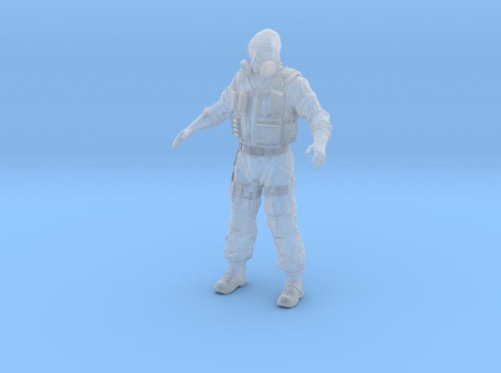 S.A.S. SAS mercenary / Stalker 3d printed