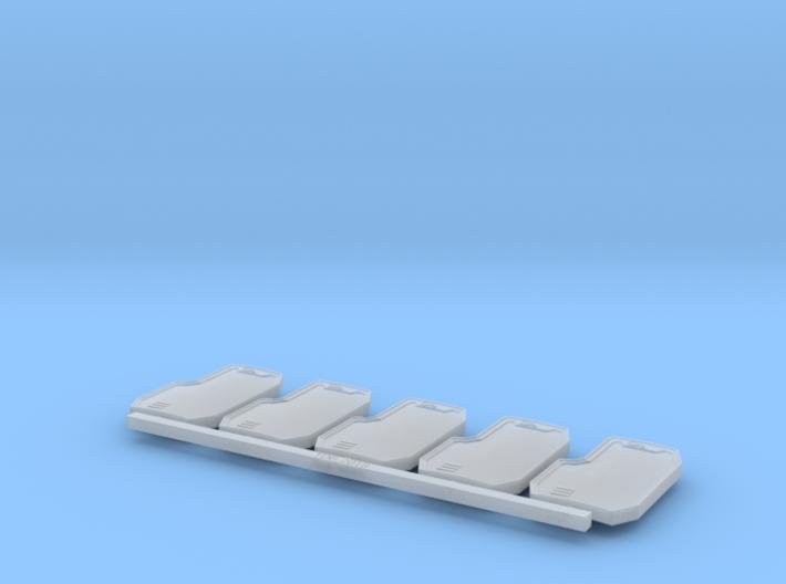 Boarding Shield V3 X5 3d printed