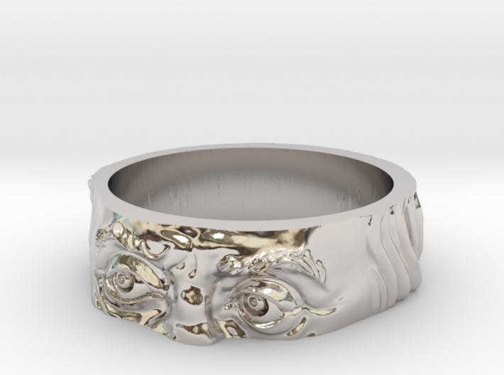 Franklin Ring original 3d printed