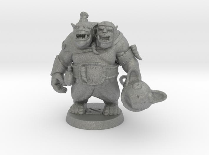 Dota2 OgreMagi 3d printed Product Preview