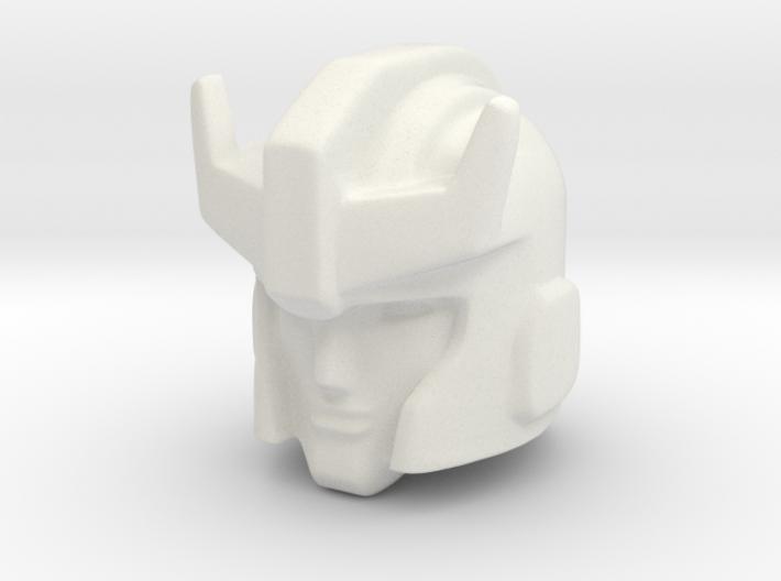 Prowldimus Prime head 23 mm klikbol 8mm P 2 mm 3d printed