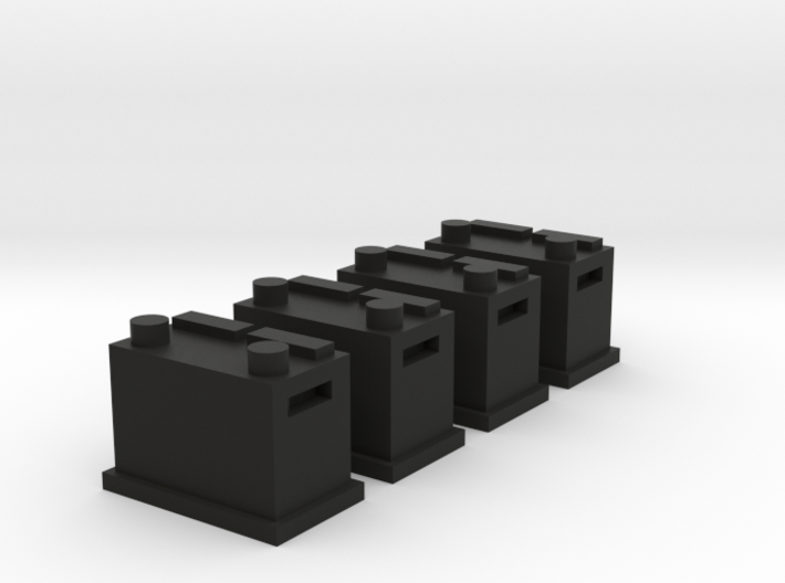 Battery Set Automotive Size 31 3d printed