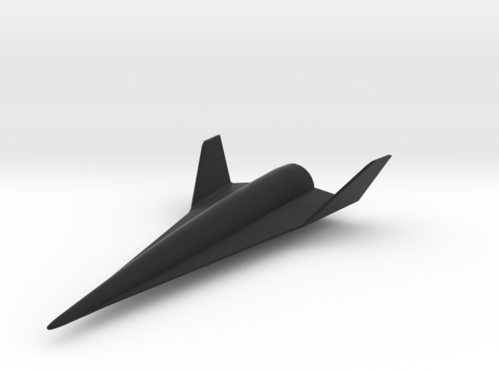 Lockheed Martin Hypersonic Boost Glide Vehicle 3d printed