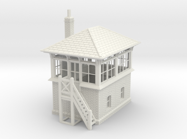 z-43-lbscr-small-15-11-signal-box-1 3d printed