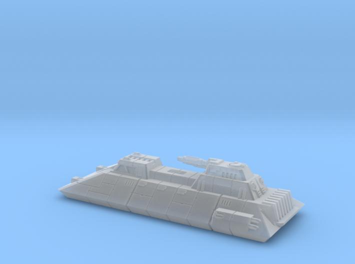 1/72 Imperial 1L Tank 3d printed