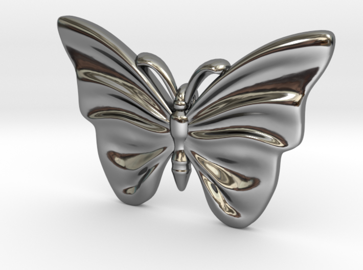 Monarch Butterfly 3d printed