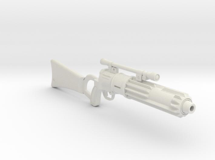 1/3rd Scale Boba Fett Blaster 3d printed