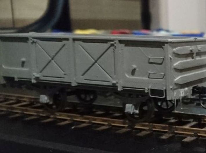 SAR 'OF' O scale Assembly1 3d printed