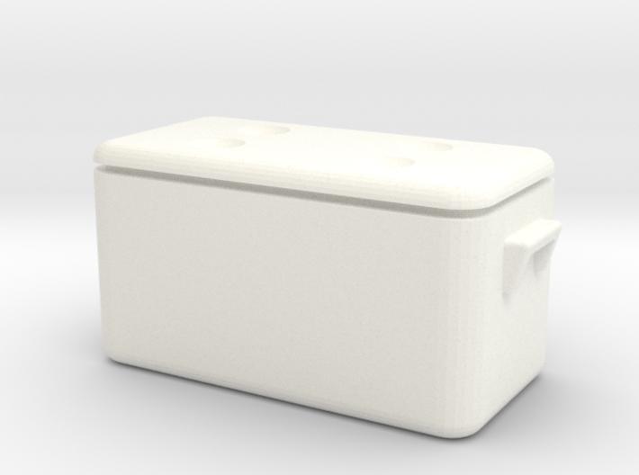 1/10 Scale Cooler / Hielera M1 3d printed