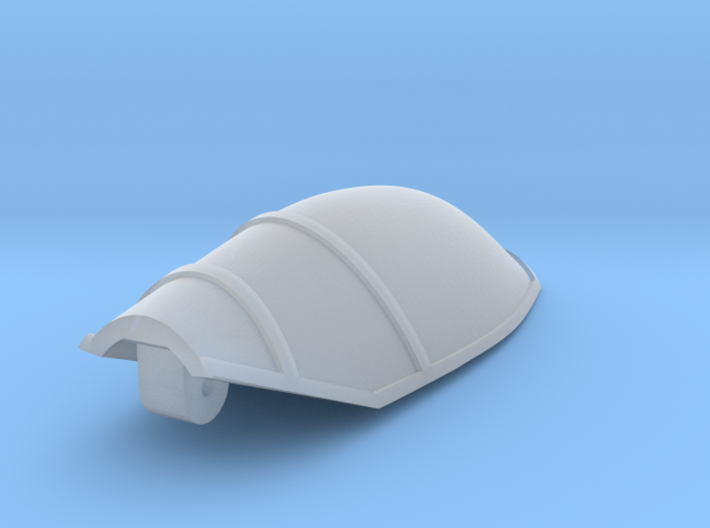 High detail canopy for VF-9 (not recommended) 3d printed