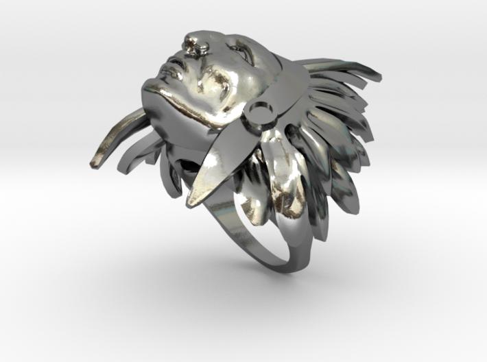 THECUMSA ring 3d printed