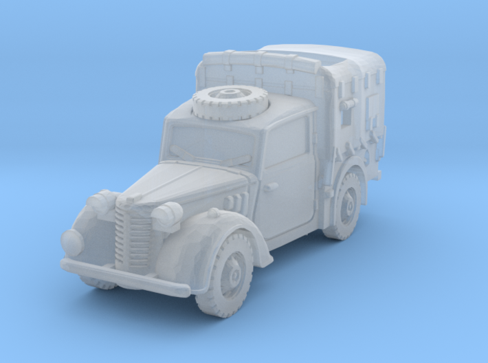austin tilly scale 1/87 3d printed