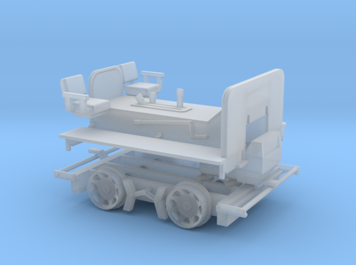 Sn42 - Fairmont M14 Speeder Car 3d printed