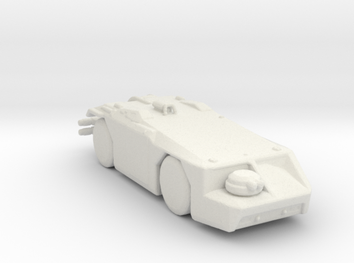 Aliens m557W stored 160 scale 3d printed