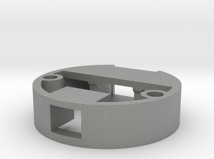 GCM110 - Recharge Port Chassis Var1 3d printed
