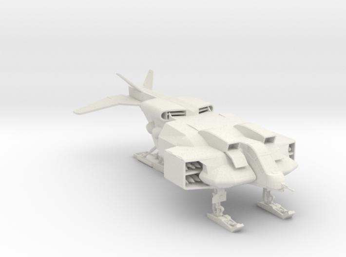 Cheyenne Dropship 160 scale 3d printed