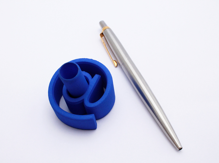 At Pen Holder (S) 3d printed This is S size.