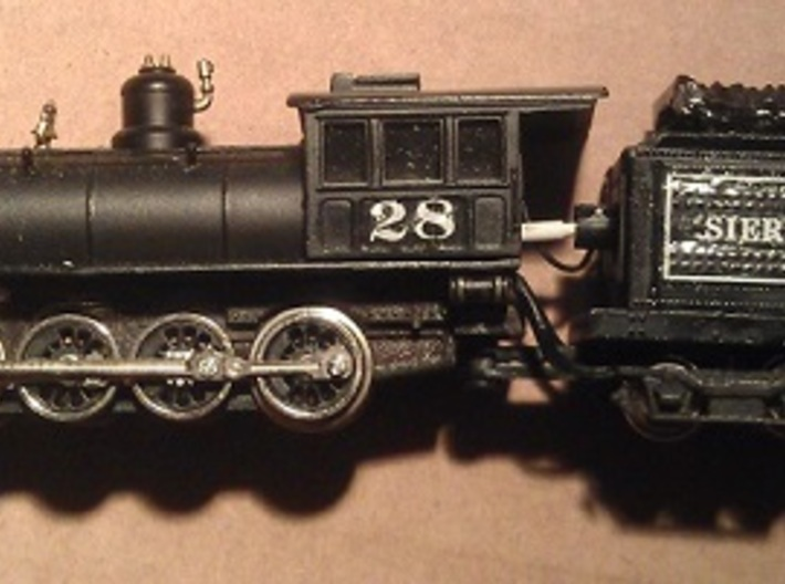 MRC/Roundhouse/Athearn 2-8-0 & 2-6-0 Drive Shaft N 3d printed