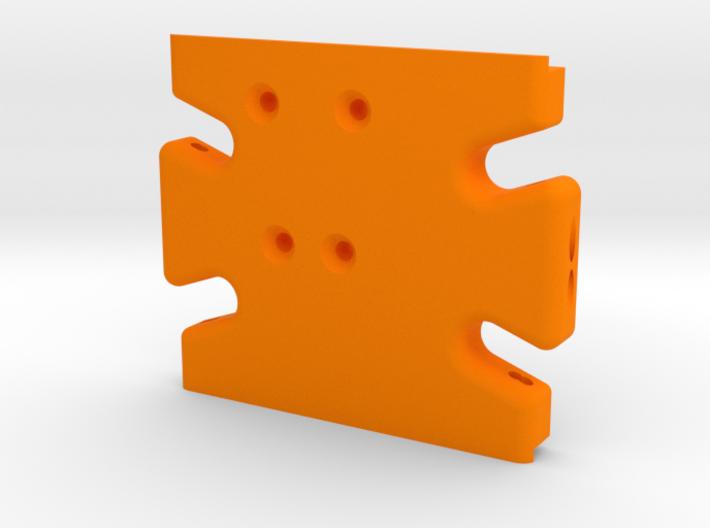 un-Stuck Gen2-AX skid 3d printed